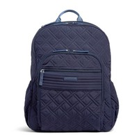 Vera Bradley Campus Tech Backpack Classic Navy