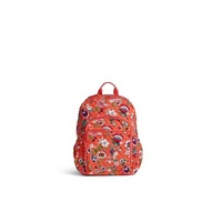 Vera Bradley Campus Tech Backpack Coral Floral