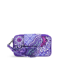 Vera Bradley Smartphone Wristlet, Iphone, Lilac Tapestry