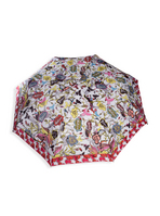 Sakroots Umbrella (White Peace)