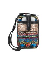 Sakroots Smartphone Wristlet (Radiant One World)