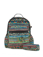Sakroots Classic Backpack (Radiant One World)