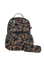 Sakroots Classic Backpack (Midnight Treehouse)