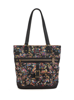 Sakroots Medium Shopper (Midnight Treehouse)