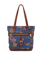 Sakroots Medium Shopper (Indigo True Love)