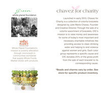 Whole Planet Foundation Bracelet