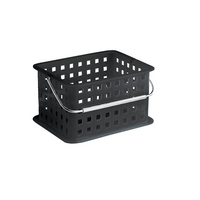 Small Spa Basket, Black