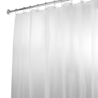 EVA Shower Curtain Liner, Frost