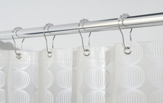Shower Curtain Rollerz, Set of 12