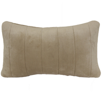 Tan Memory Foam Pillow