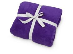 Cozy Fleece Blanket, Purple