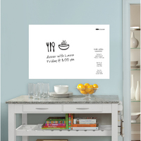 White Message Board 24 x 36