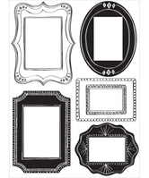 Sketch It Frame Wall Decals