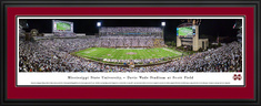 100 Years Deluxe Framed Panorama