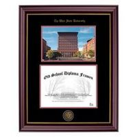 Chatham Fine Art Fisher Hall Diploma Frame