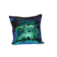 Mermaid Pillow GreenBlue