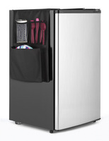 Compact Fridge Caddy, Black