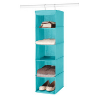 Hanging Accessory Shevles, Turquoise