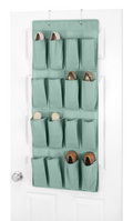 Hanging Over the Door Shoe Organizer