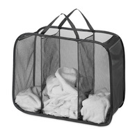 Pop & Fold Laundry Sorter, Assorted Colors
