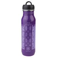 Gaiam Stainless Steel Yoga Bottle, Taos