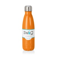 Swig 17oz Bottle, Orange