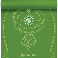 Gaiam Printed Yoga Mat, Sublime (3mm)