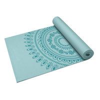 Gaiam Printed Premium Yoga Mat, Marrakesh(5mm)
