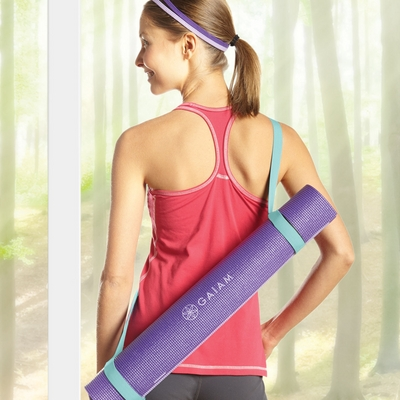 Gaiam Easy Cinch Yoga Slings, Assorted