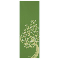 Gaiam Yoga Mat, Tree of Wisdom