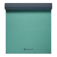 Fit For Life GAIAM YOGA MAT 6MM VIBRANT VIRIDIAN