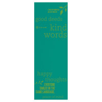Gaiam Yoga Mat, Be Inspired