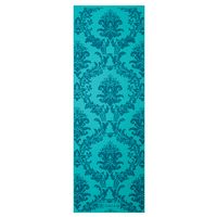 Gaiam Yoga Mat Neo Baroque (Blues)