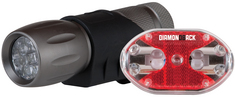Diamondback Tactical Light Combo,Grey