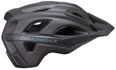 Diamonback Trace Adult Bike Helmet, Black. Small, Medium