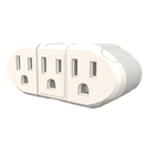 3 OUTLET WALL ADAPTER