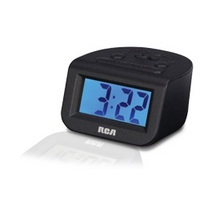 RCA Travel Alarm Clock
