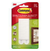 M206 ES COMMAND PICTURE HANGING LARGE STRIPS