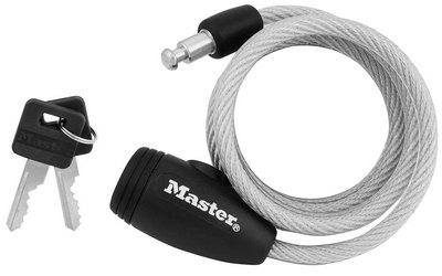 Master Lock Key Cable