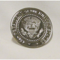 43rd Presidential Seal Lapel Pin