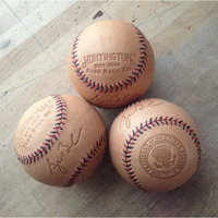 Premium Leather Baseball