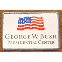 George W. Bush Presidential Center Patch