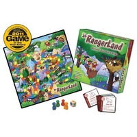 Jr. Rangerland National Parks Board Game