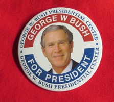 President Bush Button2