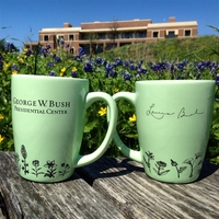 Mrs. Laura Bush Signature Mug