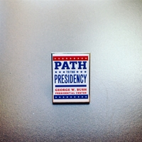 Path to the Presidency Logo Pin