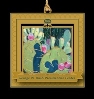 2016 Bush Center Ornament