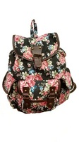 Pretty Floral Backpack