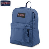 JanSport Superbreak Backpack Solid Turkish Ocean
