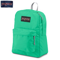 JanSport Superbreak Backpack Solid Seafoam Green